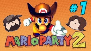 Mario Party 2: It Begins Anew - PART 1 - Game Grumps VS
