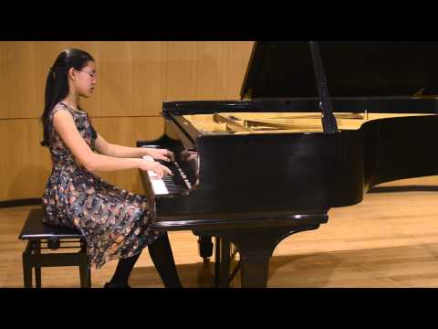 Debussy Arabesque No 1  Celine Chung