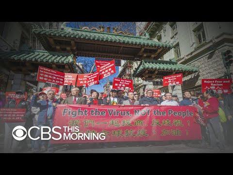 Asian Americans see racism, discrimination amid coronavirus panic