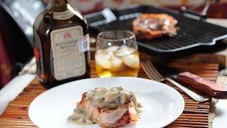 Filet Mignon With Mushroom Sauce