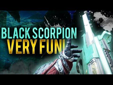 The Black Scorpion-4SR Is EPIC! (Scout Rifle Buff) | Destiny 2 Sandbox 2.1.4 Update! thumbnail