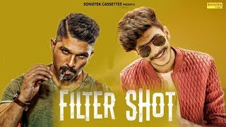 Filter shot Gulzaar chhaniwala, allu arjun version, Gulzaar chhaniwala new song, haryanvi DJ song