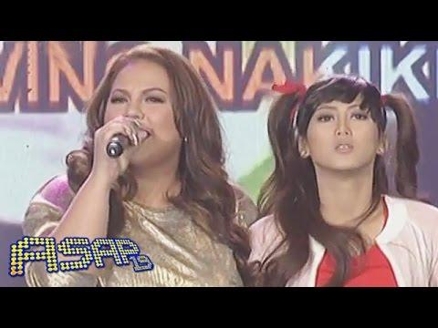 Karla Estrada accepts ASAP Karaokey Challenge