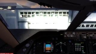 東京国際空港(羽田)発 ヘルシンキ国際空港行き (夜12:00過ぎ到着予定)【Live simulation】Tokyo int'l to Helsinki int'l thumbnail