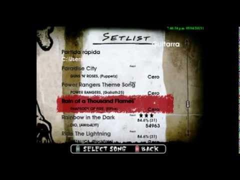 canciones para fofix 3.120