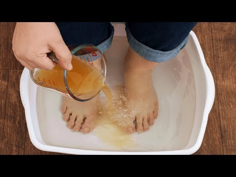 soak-your-feet-in-apple-cider-vinegar!-results-will-shock-you!