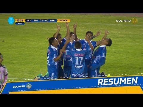 Resumen - Deportivo Binacional vs Sport Boys (2-1)