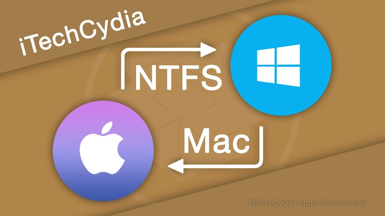 NTFS on Mac with read/write permissions - Free and easy [OS X Fuse]
