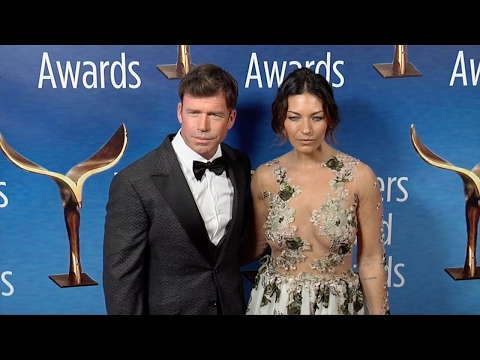 Taylor Sheridan 2017 Writers Guild Awards West Coast Red Carpet