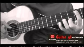 Điệp khúc mùa xuân - guitar - guitargo.com.vn