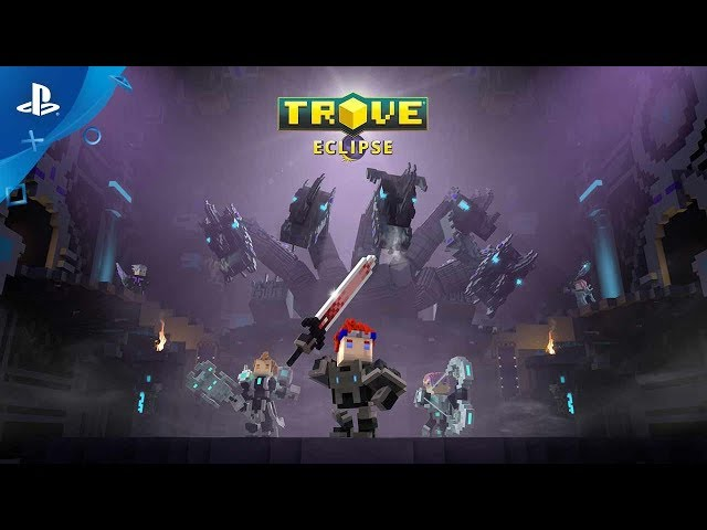 Trove - Eclipse Launch Trailer | PS4