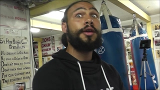 "(WOW) KEITH THURMAN SOUNDS OFF ON ANGEL GARCIA'S USE OF N-WORD; GETS DEEP ON HOW HE HANDLED ""CLOWN"""