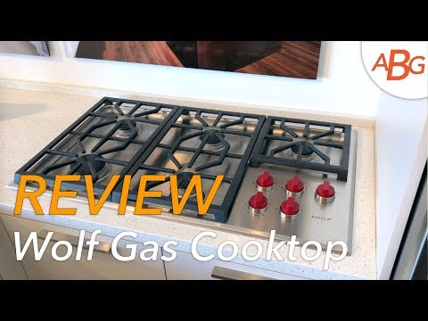 Wolf Gas Cooktop Review / Rating - CG365P/S, CG304P/S, CG365T/S, CG304T/S