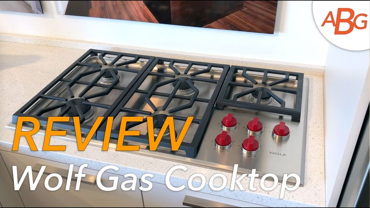Wolf Gas Cooktop Review Rating