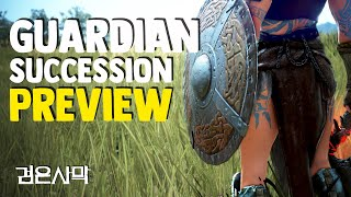 Black Desert ► Guardian Succession First Impressions | Superarmor Disco Viking (2020)