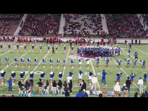 The John Tyler High School Fight Song and Big Bad John 11-10-2017