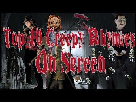 Top 10 Creepy Rhymes On Screen 🎬