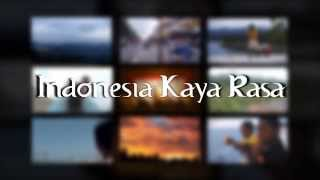 Wonderful Indonesia -- #IndonesiaKayaRasa Official Music Video