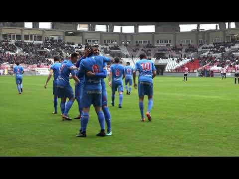 Los goles del UD Logroñés 1-1 Calahorra