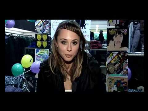 Eastpak X Edbanger: Belgian release (MTV report)