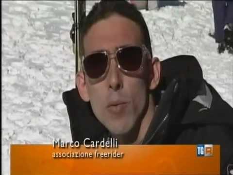 Un Bof.Freerider Sport Events sull'Etna