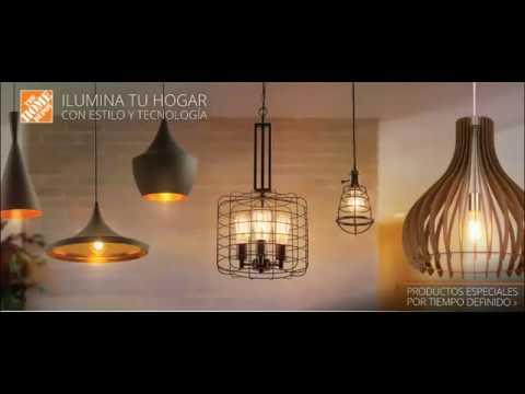 Catalogo home depot iluminacion noviembre diciembre 2017 - Catalogo mandarina home ...