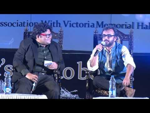 Dibakar Banerjee at Tata Steel Kolkata Literary Meet 2015 -- Part 3