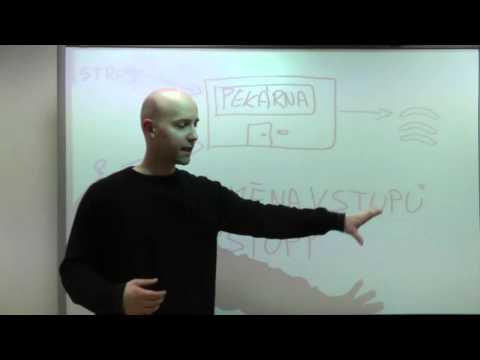 Ekonomika podniku - Výrobní činnost 1: Úvod
