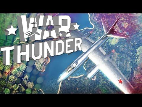 War Thunder - Бомбардировщик №1