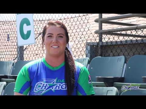 Lauren Haeger 1st Day Interview