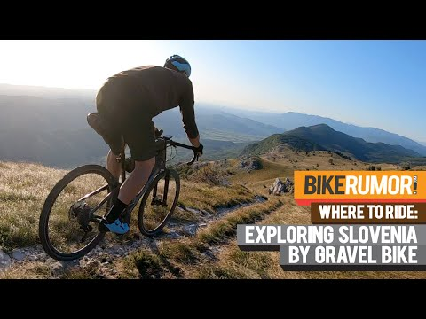 Where To Ride: Gravel Cycling Across Slovenia