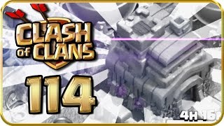 Let's Play CLASH of CLANS 114: FAIRES Clash Of Clans UPDATE & Rathaus Level 7!
