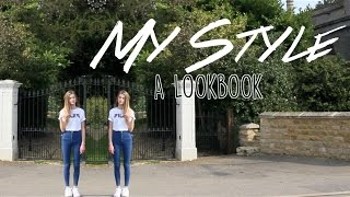 My Style : A Lookbook♡