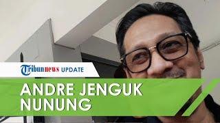 Andre Jenguk Nunung di Polda Metro Jaya, Nunung Mengaku Kangen dengan Rekan rekannya
