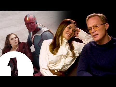 Paul Bettany on how he became Vision in The Avengers is an amazing true story.