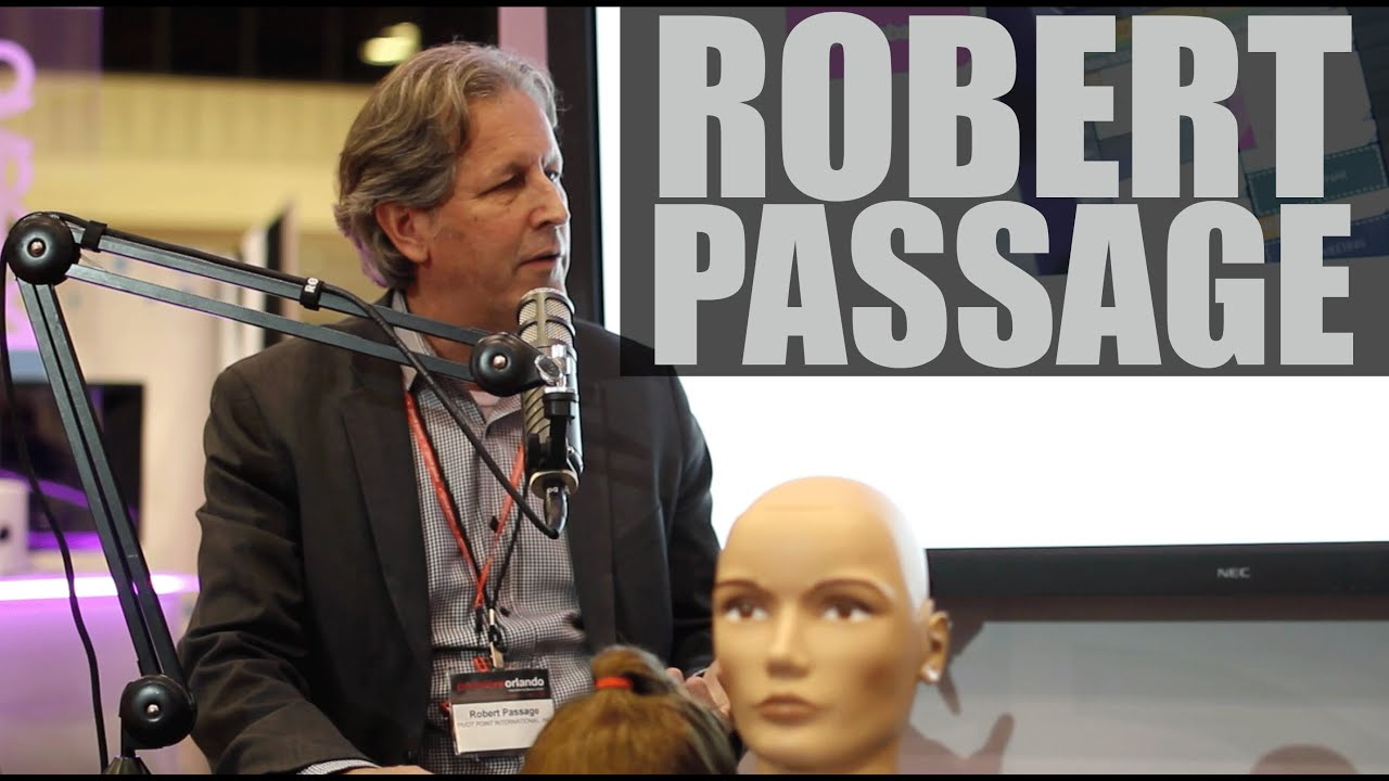 INTERVIEW With Robert Passage CEO and Global Ambassador For Pivot Point International