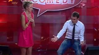 Real Comedy - Дуэт Любовь - Авария Жигули и Феррари