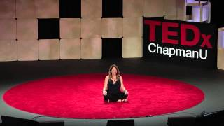Be still | Lesley Fightmaster | TEDxChapmanU