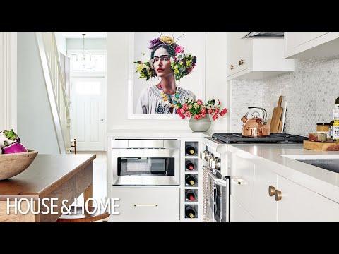 kitchen-makeover:-a-white-kitchen-with-striking-art