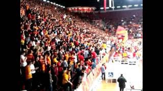 GALATASARAY-fenerbahçe Bayan Basketbol Ligi Finali / Tribünler