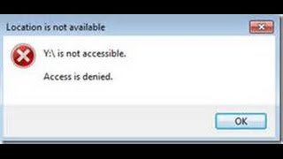 FIX : Location not available Access denied