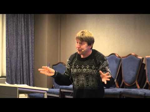 Helge Ryggvik - Olje og finanskrise i Norge