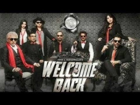 Welcome back | Full hindi movie | HD Movie | Anil kapoor | Nana Patekar | Paresh rawal |John Abraham thumbnail