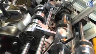 Станок для производства бумажных пакетов модели RZ 190(Предлагаем вашему вниманию видео работы станка для производства бумажных пакетов. С полным описанием и..., 2015-10-29T08:39:08.000Z)