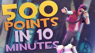 TF2 - How To 500 points in 10 minutes Exploit (fast level up 2019)