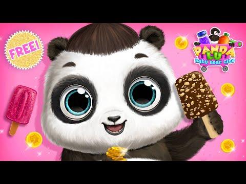 panda lu baby bear city pet babysitting care apps on google play