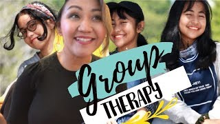 Facilitating groups is a big part of social work, you either love them or hate them. if the idea group intimidating to you--you are not ...