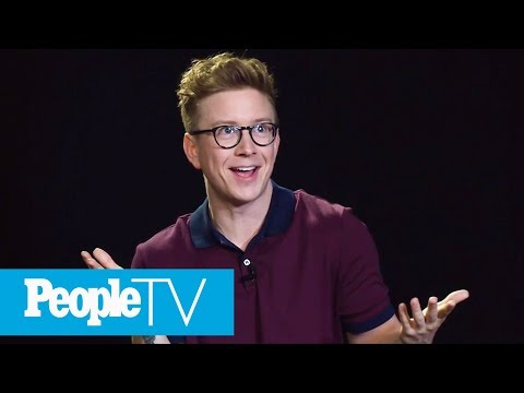 Tyler Oakley On Practicing Patience & Communicating With His Father After Coming Out | PeopleTV