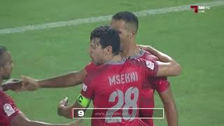 الأهداف | الدحيل 3 - 2 نادي قطر | QNB 17/18