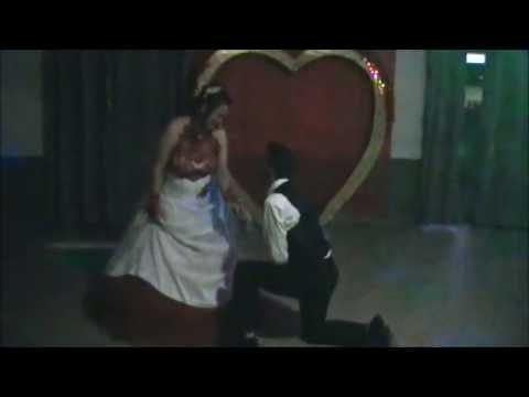 mariage moulin rouge ouverture du bal